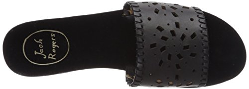 Sandalo Scorrevole Delilah Donna Jack Rogers Nero / Nero