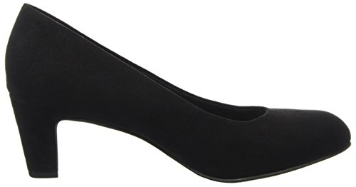 Escarpins Femme Noir 22418 Tamaris black T4zq5wxU