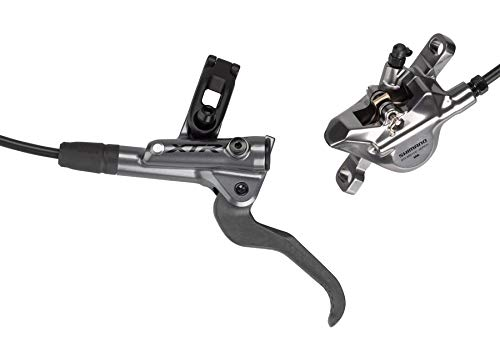 Race Cassette Rear - SHIMANO XTR BL-M9100 Disc Brake Stealth Gray, Rear