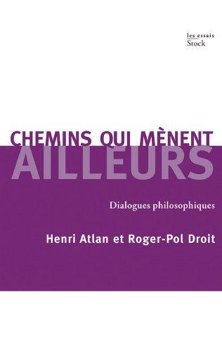 chemins-qui-menent-ailleurs-essais-documents-french-edition