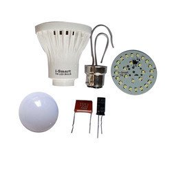 Buy diy 9 watts led bulb kit online at low prices in india amazon diy 9 watts led bulb kit solutioingenieria Image collections