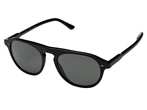 Giorgio Armani  Men's 0AR8096 Black/Polarized Grey - Armani Giorgio Spectacles