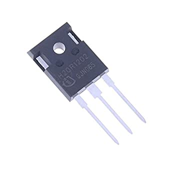 H20R1203 HQL 20A 1200v Genius N-Channel IGBT for Power Inverter Inductor Induction Cook top and Switching Application P