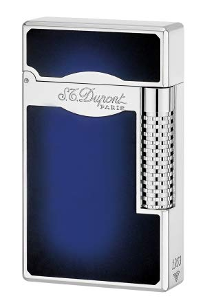 S.T.Dupont Le Grand Lighter Blue
