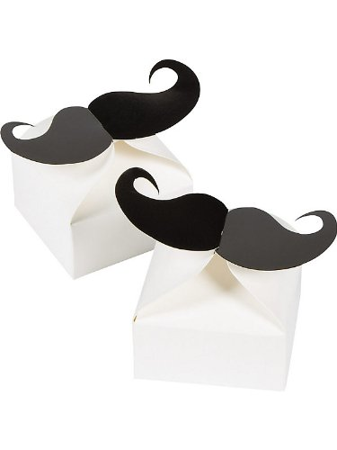 Mustache Party Favor Fun Express