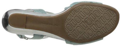 Bandolino Womens Grayson Wig Sandaal Lichtblauw