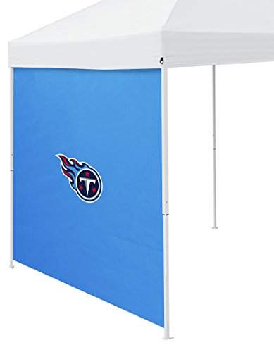 Logo Brands NFL Tennessee Titans Side Panel, One Size, Titan Blue