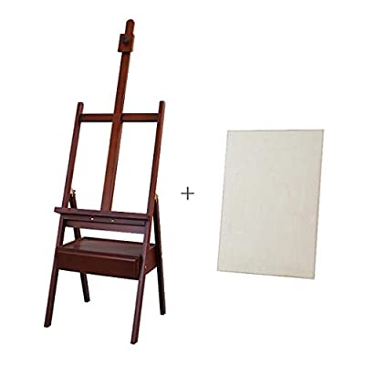 Hong Jie Yuan Easel - Display Easel Stand Wooden Sketch Easel for Artist Painting, Sketching. - Easy to Assemble