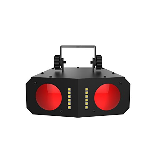 (CHAUVET DJ Projection Lighting Effect Duo Moon)