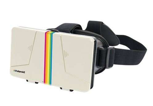 Polaroid Virtual Reality 3D VR Smartphone Headset
