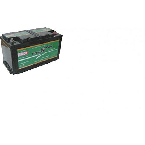 NDS Électronique-Gp80S 80 Ah Batterie 12 V 258 X 166 X 215 mm