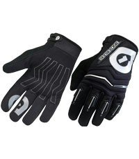 ACTION GLOVES 661 TRANSITION BLACK 8 SMALL