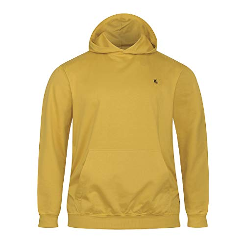 Mustard Oversized Yellow Sweat Allsize Replica hoddy qxP764