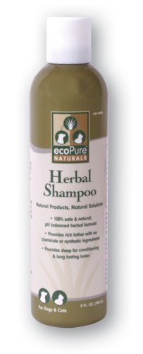 Our Pets ecoPure Herbal Shampoo, My Pet Supplies