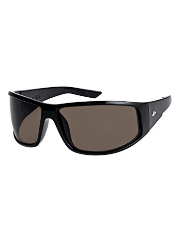 Quiksilver Mens Akdk - Sunglasses Sunglasses Black One - Quicksilver Sunglass