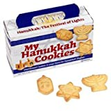 My Hanukkah Cookies