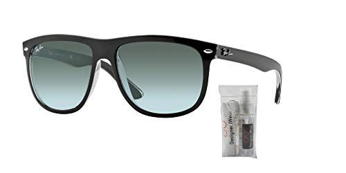 Transparent Grey Dark Black ban Gradient Ray grey On Rb4147 Sunglasses Top YvAxxRUaq