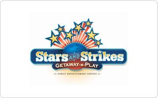 Stars And Strikes Gift Card -