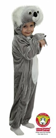 Safari Plush Costume Koala- Small