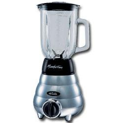 Ariete 510 Batidora de vaso 1.3L 500W Plata - Licuadora (1,3 L, Batidora de vaso, Plata, Metal, Vidrio, Metal, Vidrio): Amazon.es: Hogar