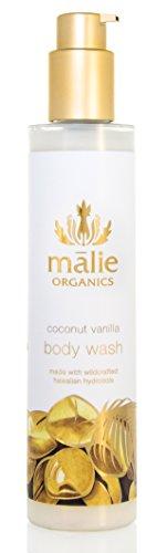 Malie Organics Malie Organics Body Wash, Coconut Vanilla