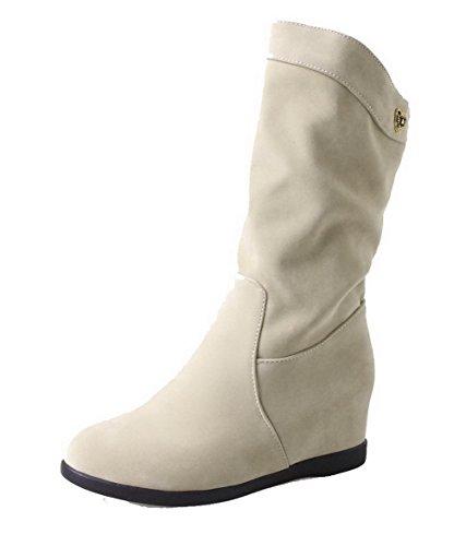 Femme Unie Unie AgeeMi Couleur Shoes Femme AgeeMi Couleur Shoes wtxSqt8raF