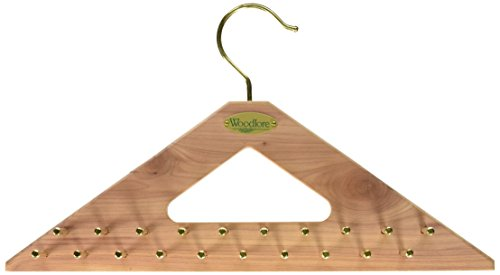 Woodlore Tie Hanger Up to 40 Ties ()
