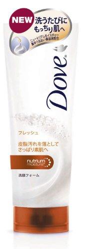 Unilever Japan Dove | Facial Cleansing | Facial Washing Foam Fresh 110g