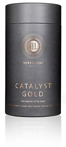 Herbalore - Natural & Vegan Catalyst Gold Superfood Supplement (for Immunity, Digestion, Hair + Skin) by Herbalore (Image #2)