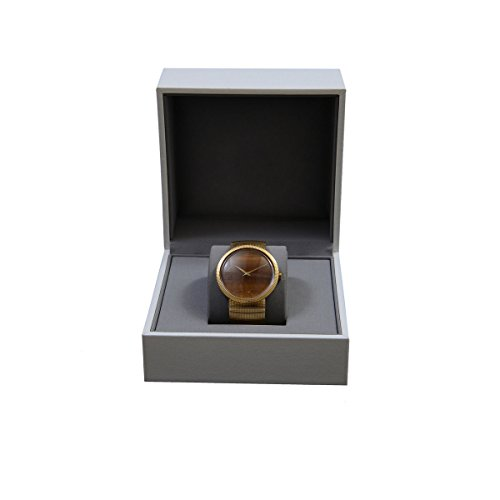 Christian Dior La D De Dior Tiger's Eye Dial Solid Swiss Gold Watch
