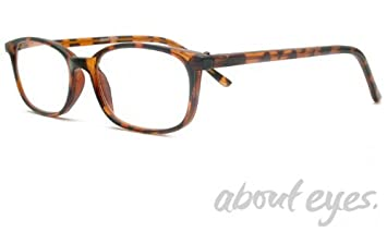 24dcce47e0 Amazon.com   About Eyes Retro Reading Glasses Strength +2 Tortise Shell    Beauty