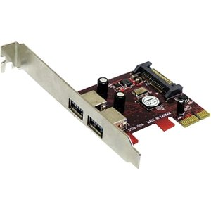 Addonics Ad2u3px1 2. Port Usb 3.0 Pci. Express Card Adapter . Pci Express X1 . Plug. In Card . 2 Usb Port(S) ''Product Type: I/O & Storage Controllers/Usb/Firewire Adapters'' by OEM