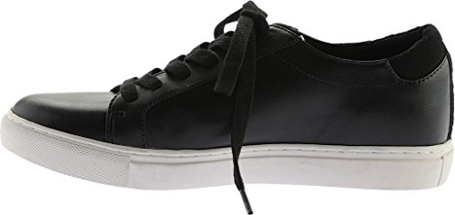 Kenneth Fashion REACTION Women's Leather Kam Cole Sneaker Era Black rxvOwCqr