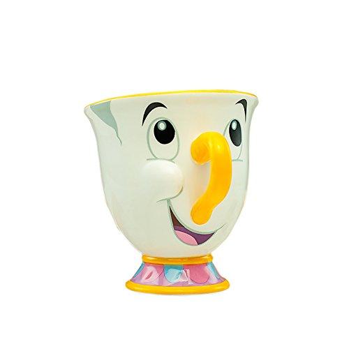 TruffleShuffle Disney Beauty And The Beast Chip Mug -