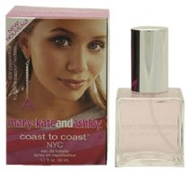Coast to coast nyc star passionfruit by mary kate ashley for women eau de toilette spray 17 oz
