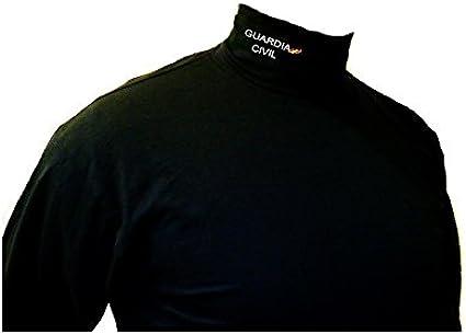 Camiseta Cuello Cisne Guardia Civil Bandera (XXL): Amazon.es: Ropa y accesorios