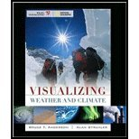 Visualizing Weather and Climate Binder Ready Version, Anderson, Michael, Jr., 0470418125