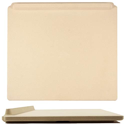 (The Ultimate Rectangular Pizza Stone for Oven & Grill. 14