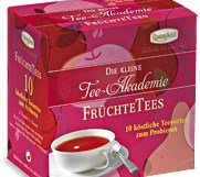 Ronnefeldt - Tee-Akademie - Früchte Tees - 10x3,9g - loser Tee