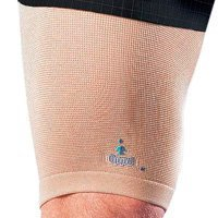 Support4Physio Oppo: Elasticated Thigh Support Op2040 - X-Large