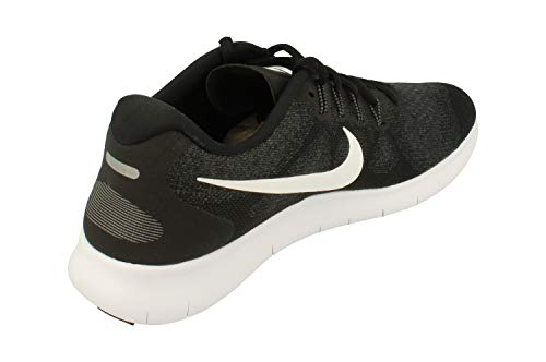 Running Free Grey 001 NIKE Shoe RN Dark Black Men's White q5qcta