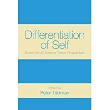 Bowen Family Systems Theory Perspectives Differentiation of Self (Paperback) - Common