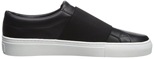 discount best Via Spiga Women's saran Slip Sneaker Black Leather extremely cheap price outlet countdown package for sale under $60 free shipping sneakernews YDbAr7