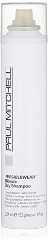Paul Mitchell Wash - Paul Mitchell INVISIBLEWEAR Blonde Dry Shampoo,4.7 oz