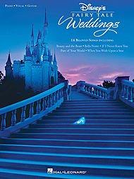 Hal Leonard Disney's Fairy Tale Weddings for Piano/Vocal/Guitar ()