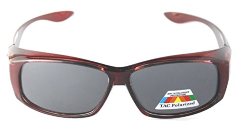 Fitover Polarized Sunglasses Wear Over Prescription Glasses Medium (Buy Prescription Glasses Online)