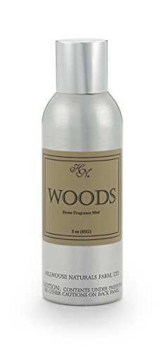 The Woods Room Spray by Hillhouse Naturals