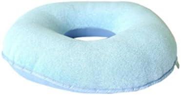 MEYLEE Rehabilitation Pflegemittel Baumwolle Atmungsaktives Anti-Dekubitus-Kissen - für Rollstühle und Betten - waschbar