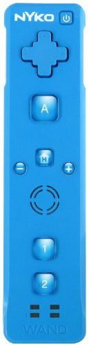 Nyko Technologies Wand - Nyko Wand for Wii (Blue)