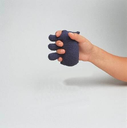 (Hand and Finger Exerciser, Finger Contracture Cushion - 3